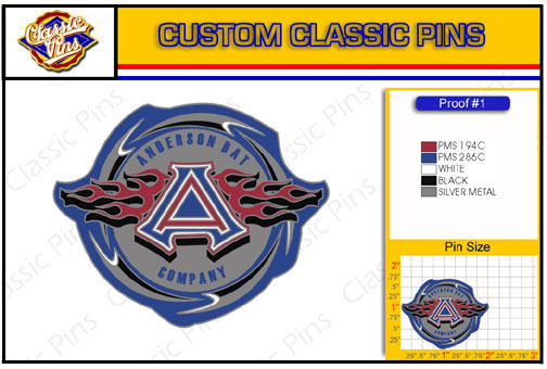 Custom Lapel Pins l Custom Pins